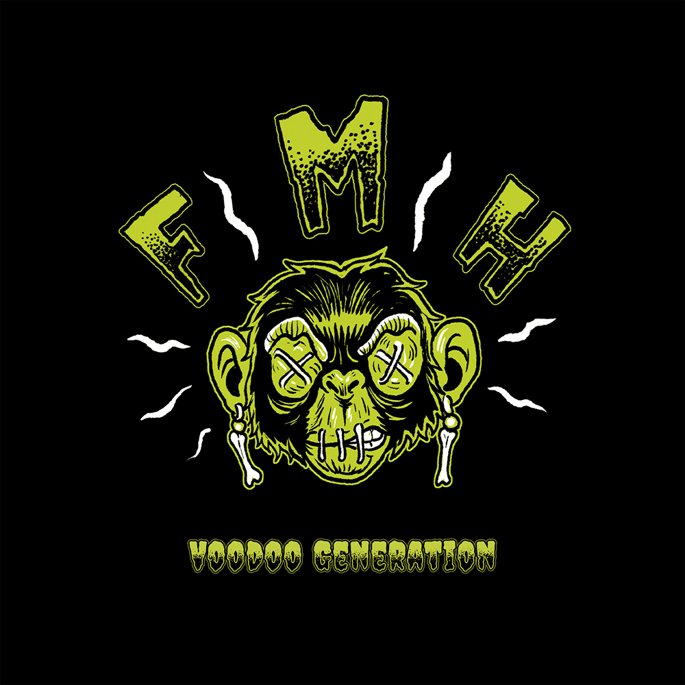 Voodoo Generation Furious Monkey House